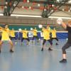 Sportunterricht: Ballkorobics – Ball in der Hand