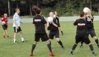 Sportunterricht: Ballkorobics – Partnerübungen mit 1 Ball