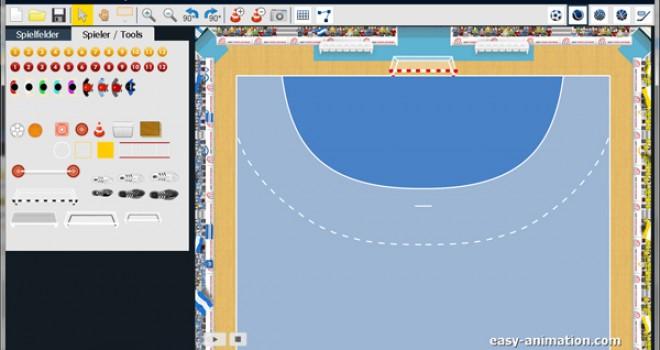 Sport Software: Animationssoftware – easy Animation für Lehrer