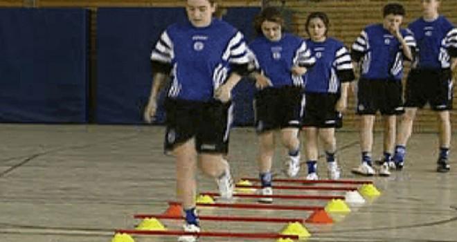 Sportunterricht: Koordinationstraining in der Schule – Videos auf Youtube