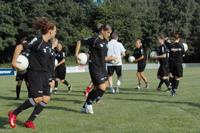 Sportunterricht - Ballkorobics