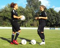 Sportunterricht mit BallKorobics